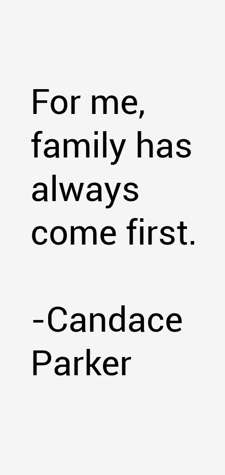 Candace Parker Quotes