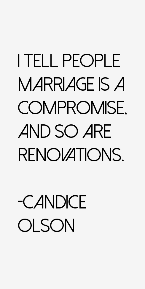 Candice Olson Quotes