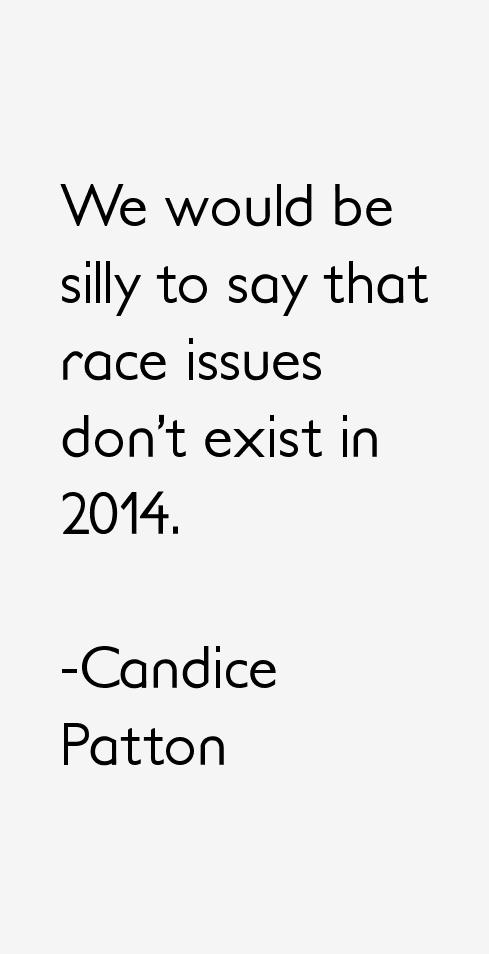 Candice Patton Quotes