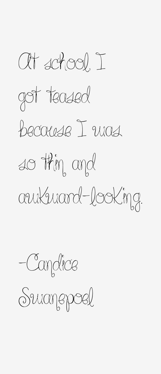Candice Swanepoel Quotes