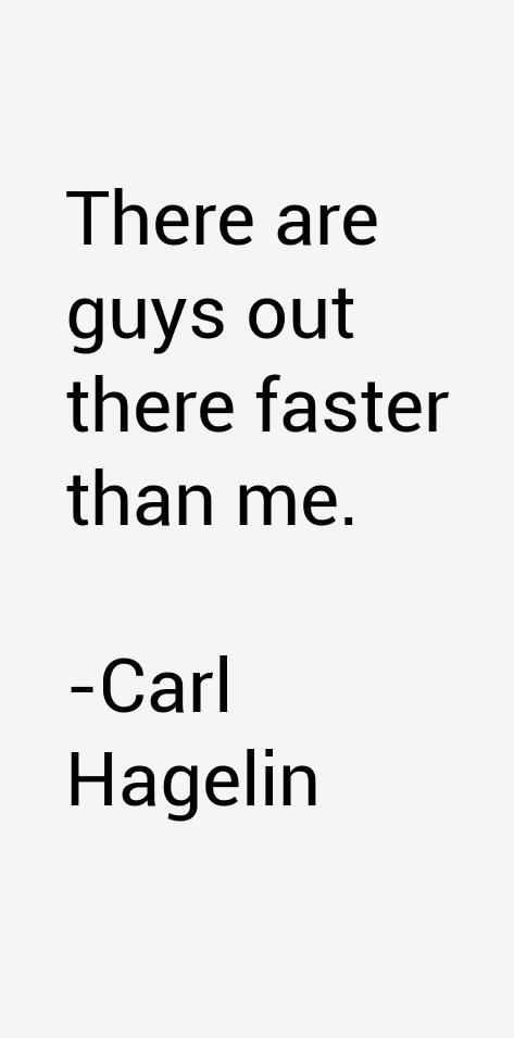 Carl Hagelin Quotes