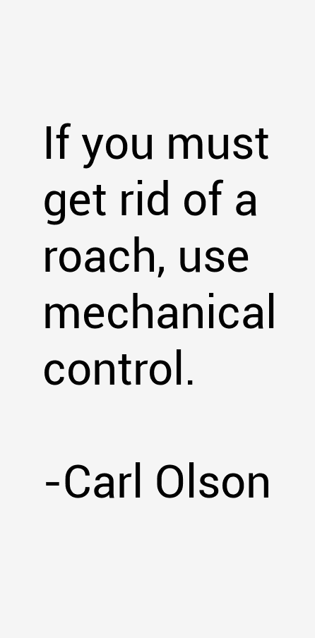 Carl Olson Quotes