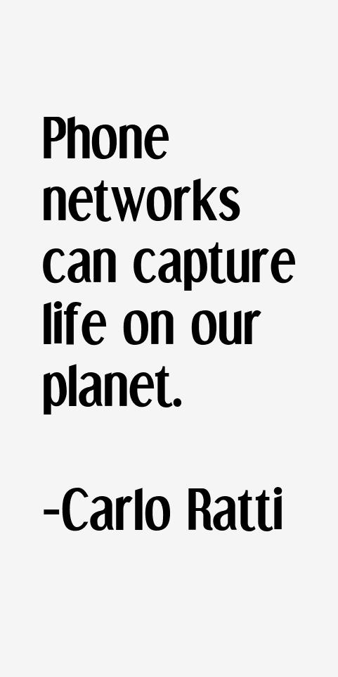 Carlo Ratti Quotes