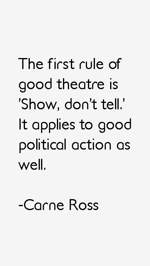 Carne Ross Quotes