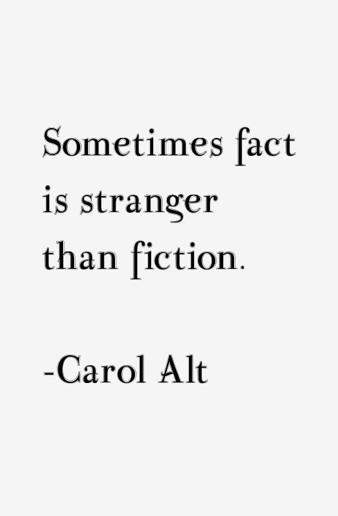 Carol Alt Quotes