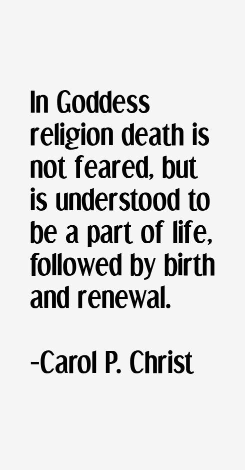 Carol P. Christ Quotes
