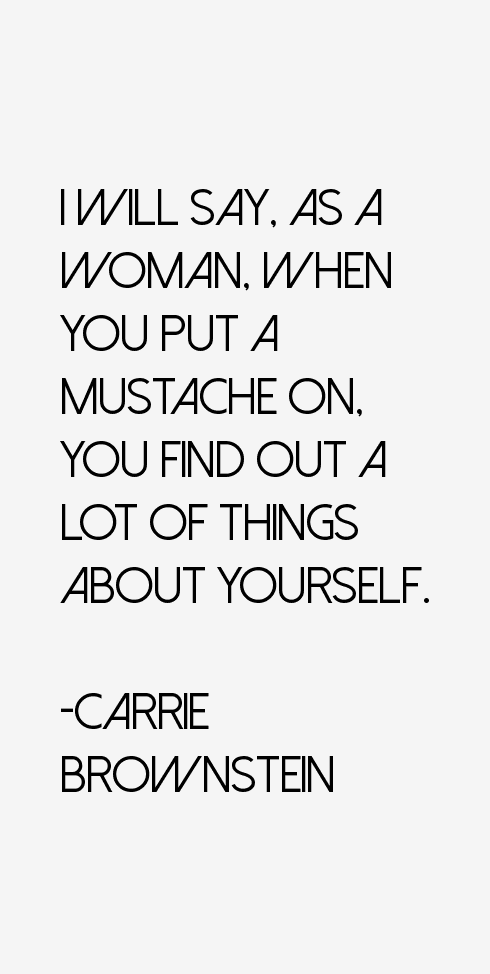 Carrie Brownstein Quotes
