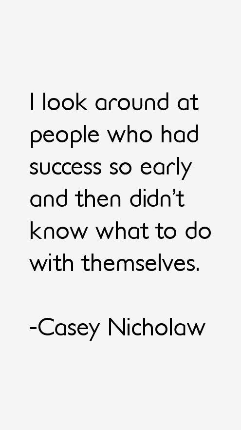 Casey Nicholaw Quotes