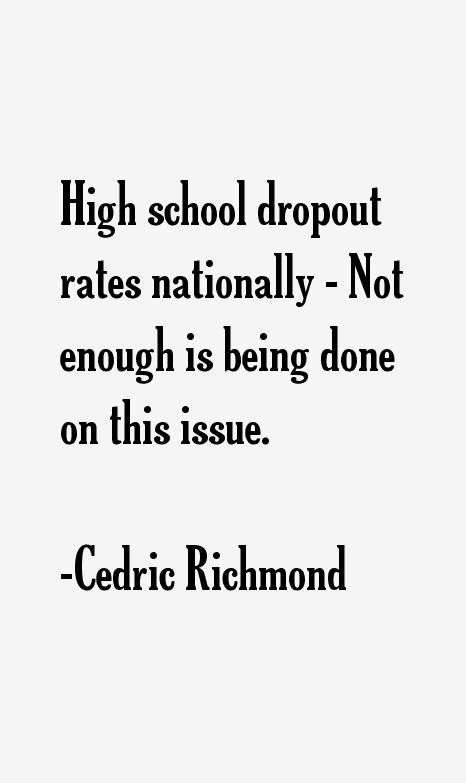 high school dropout rates nationally not enough by