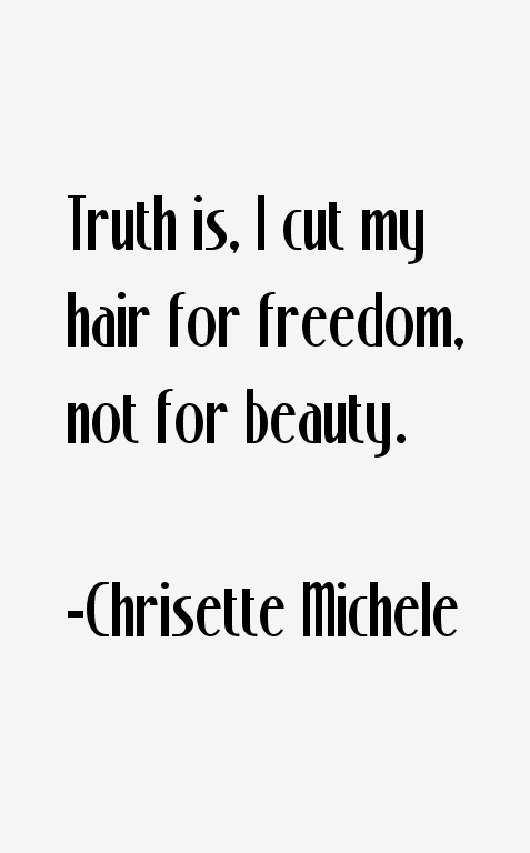 Chrisette Michele Quotes \u0026 Sayings