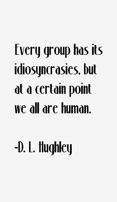 D. L. Hughley Quotes
