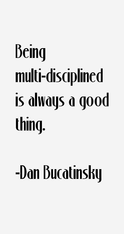 Dan Bucatinsky Quotes
