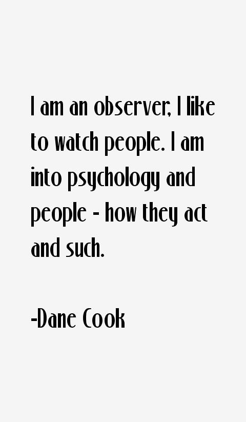 Dane Cook Quotes