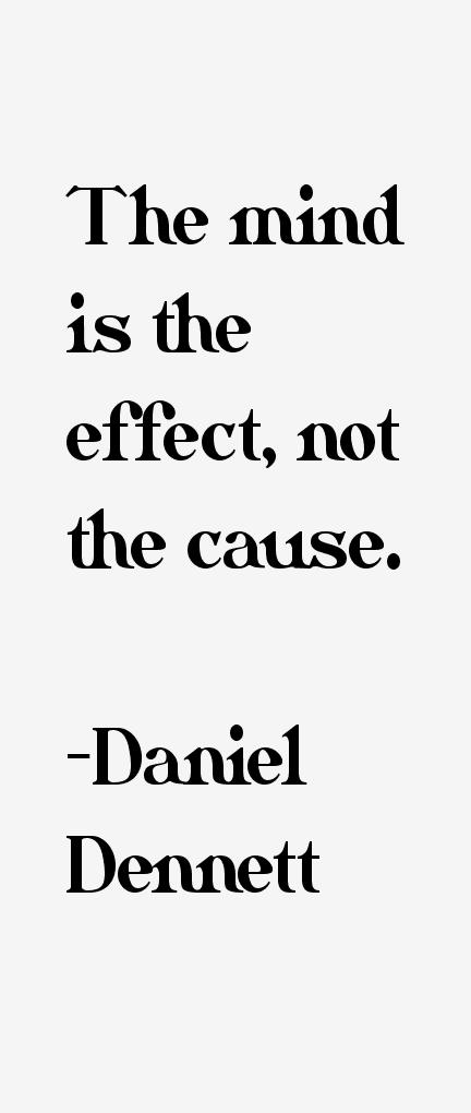 Daniel Dennett Quotes