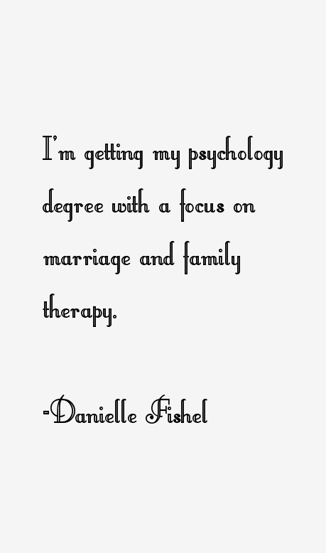 Danielle Fishel Quotes