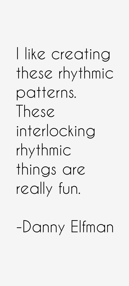 Danny Elfman Quotes
