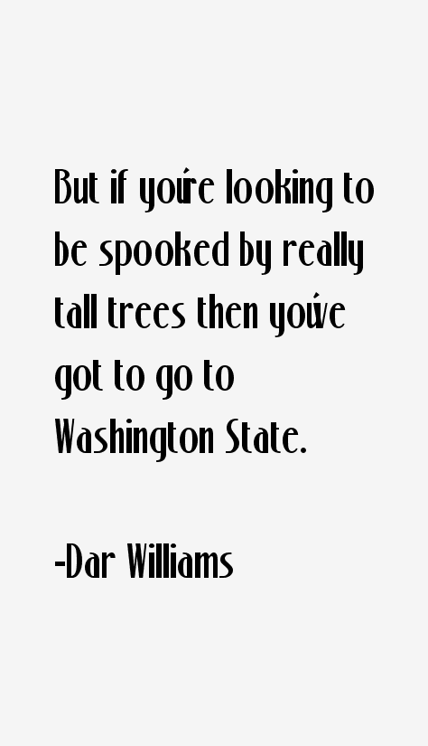 Dar Williams Quotes