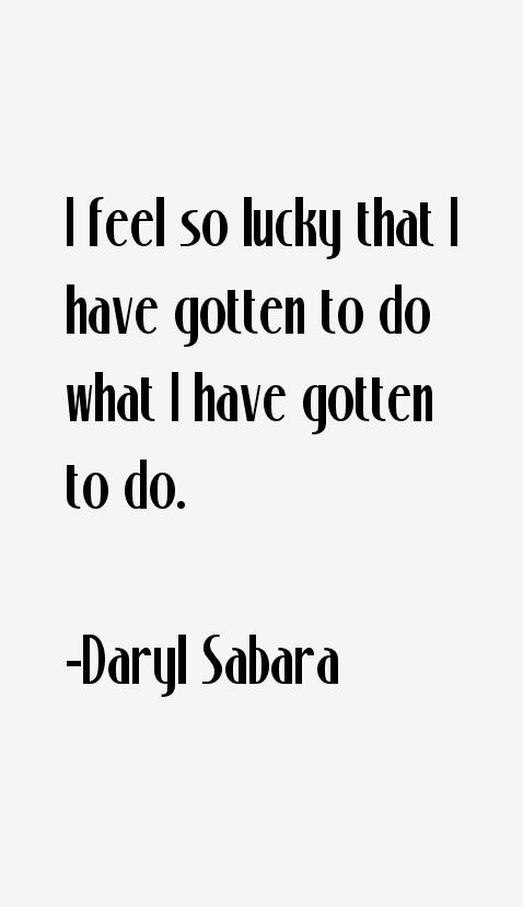 Daryl Sabara Quotes