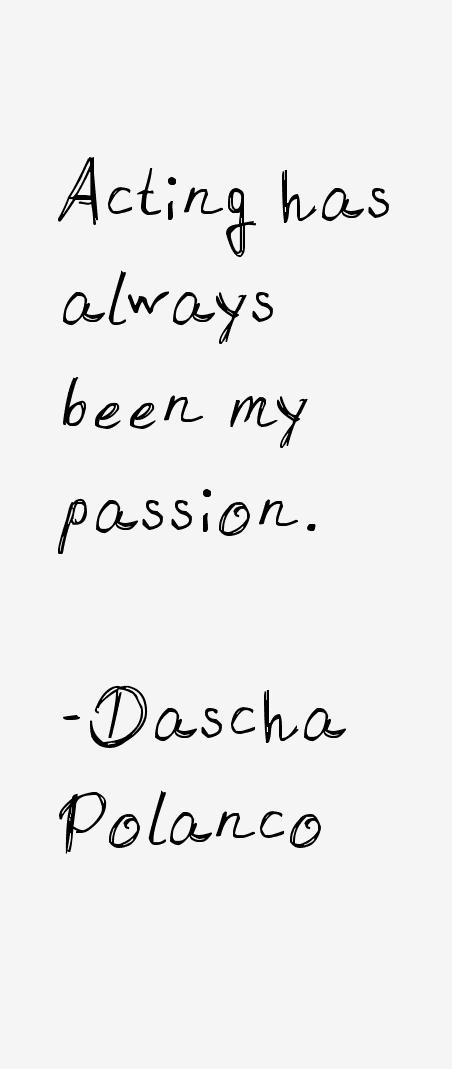 Dascha Polanco Quotes