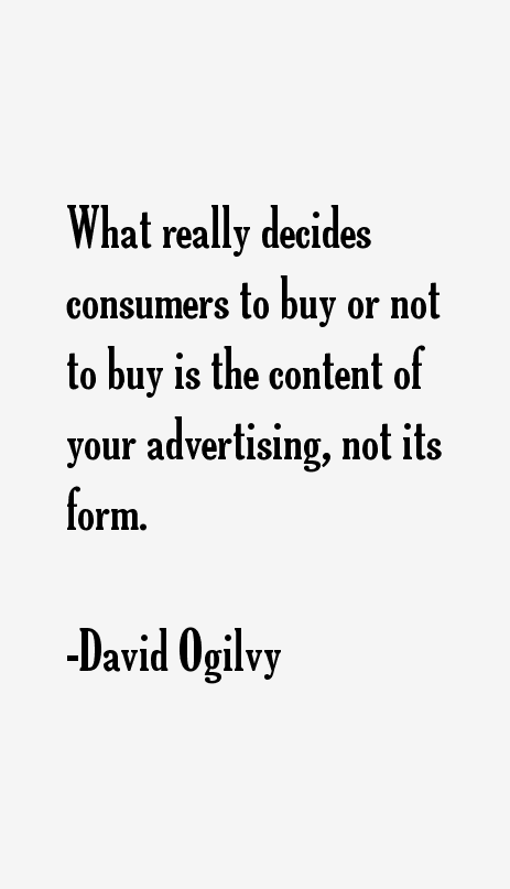"contributions of david ogilvy to advertising The agency's former ceo miles young talks about his new book, ""ogilvy on  advertising in the digital age."