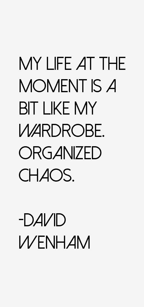David Wenham Quotes