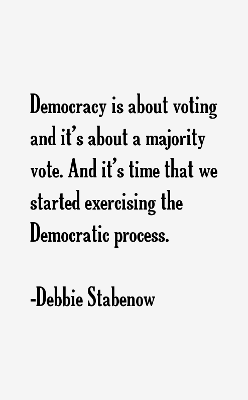 Debbie Stabenow Quotes