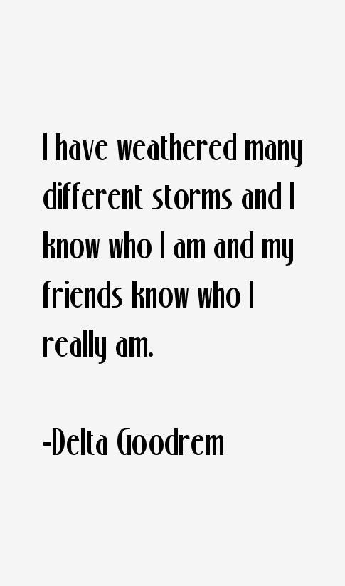 Delta Goodrem Quotes