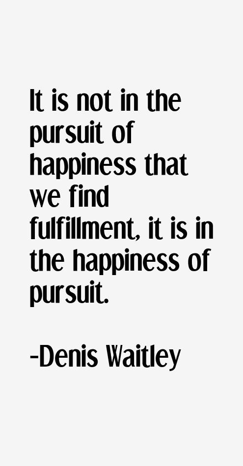 Denis Waitley Quotes
