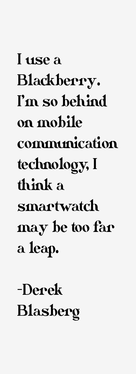 Derek Blasberg Quotes