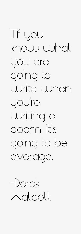 Analyse the se of Intertextuality in Derek Walcott's Poetry