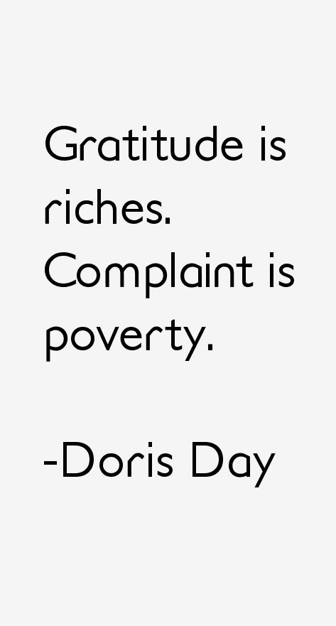 Doris Day Quotes