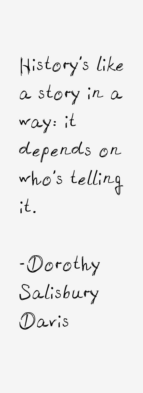 Dorothy Salisbury Net Worth