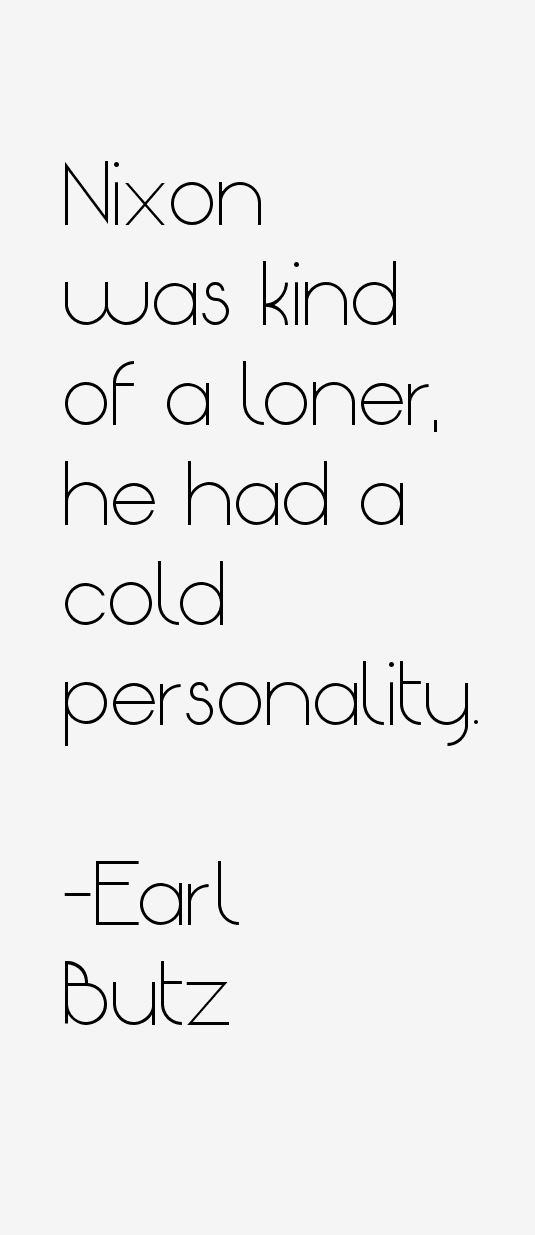 Earl Butz Quotes