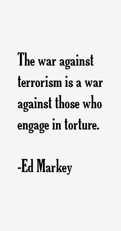 Ed Markey Quotes