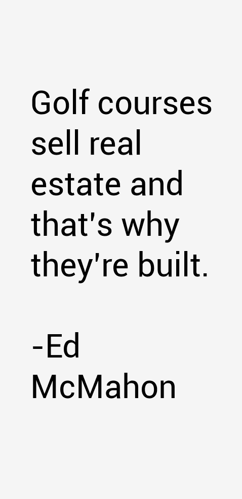 Ed McMahon Quotes