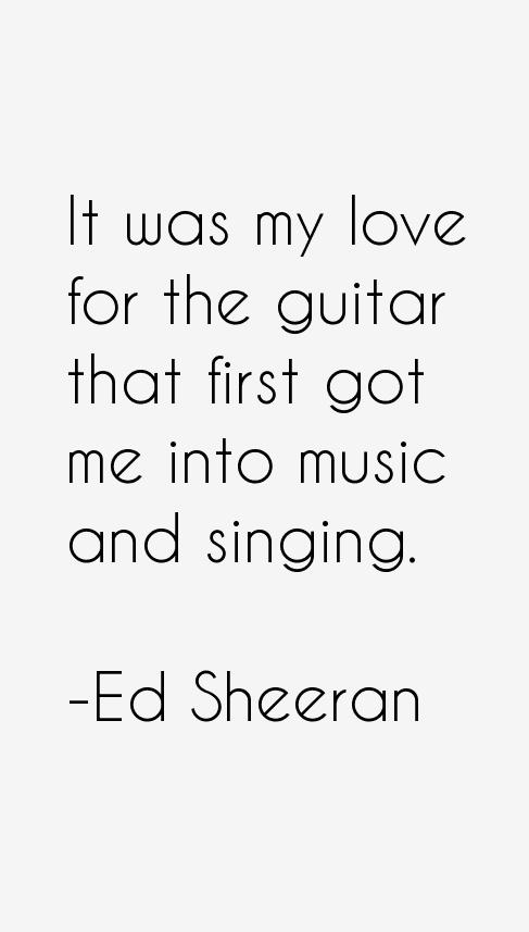 ed sheeran quotes sayings page 2