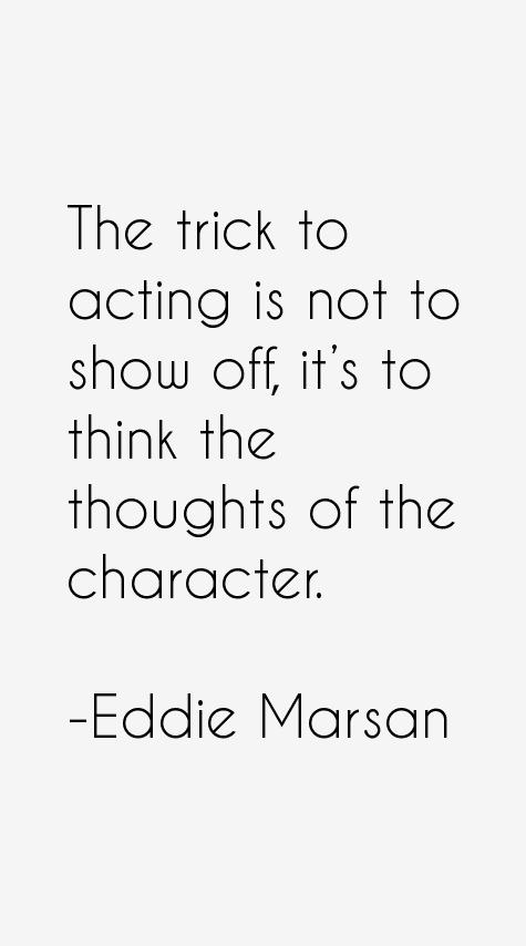 Eddie Marsan Quotes