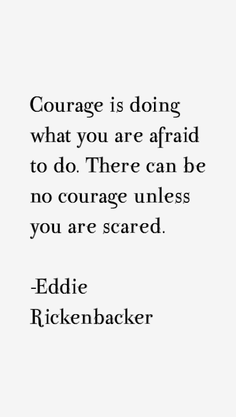 Eddie Rickenbacker Quotes