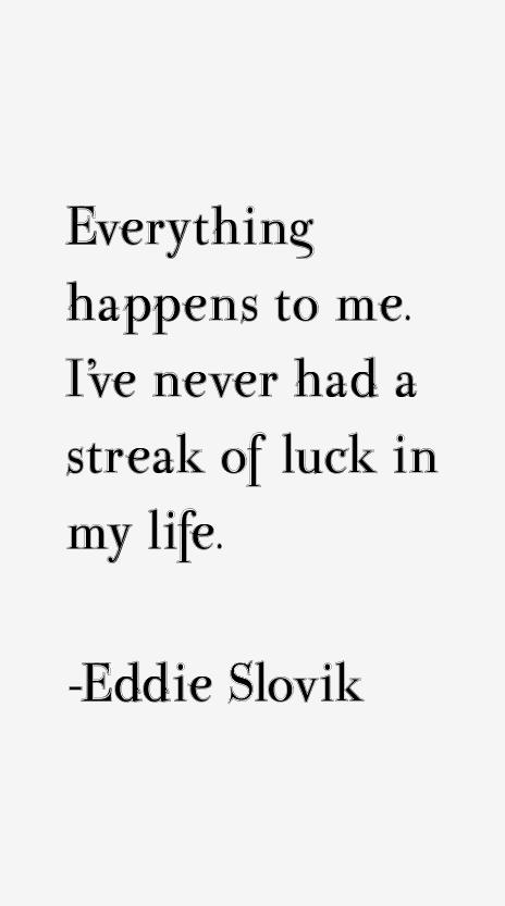 Eddie Slovik Quotes