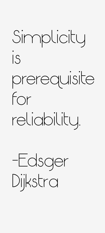 Edsger Dijkstra Quotes