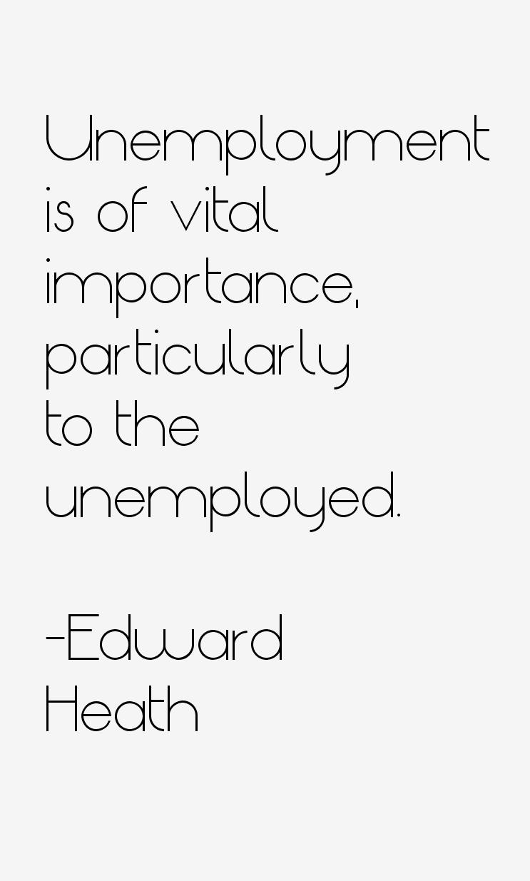 Edward Heath Quotes