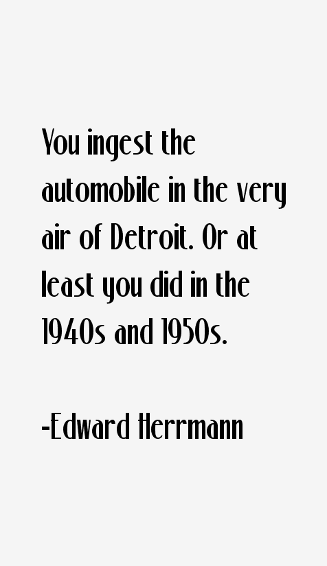 Edward Herrmann Quotes