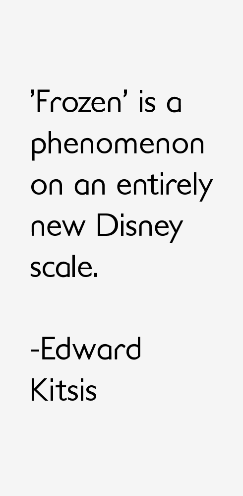 Edward Kitsis Quotes