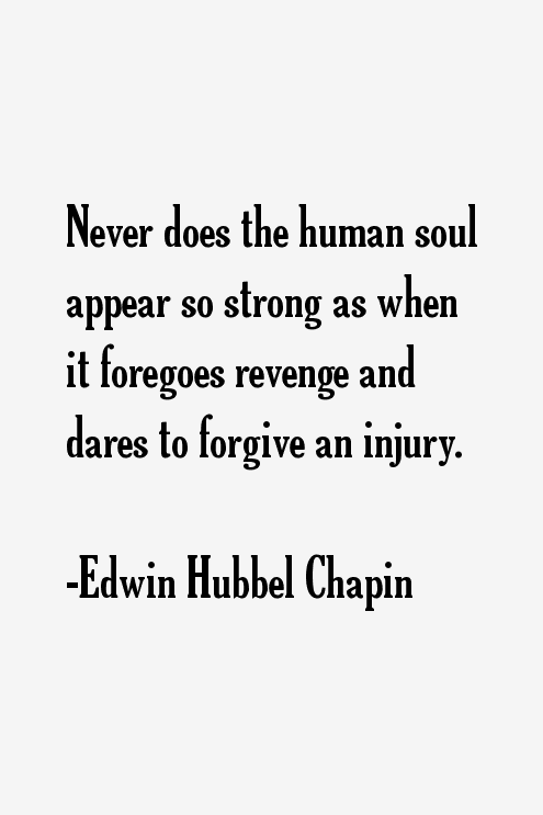 Edwin Hubbel Chapin Quotes