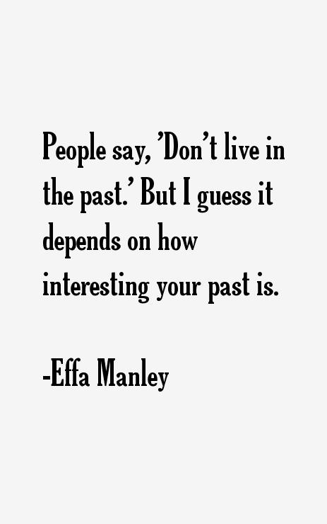 Effa Manley Quotes