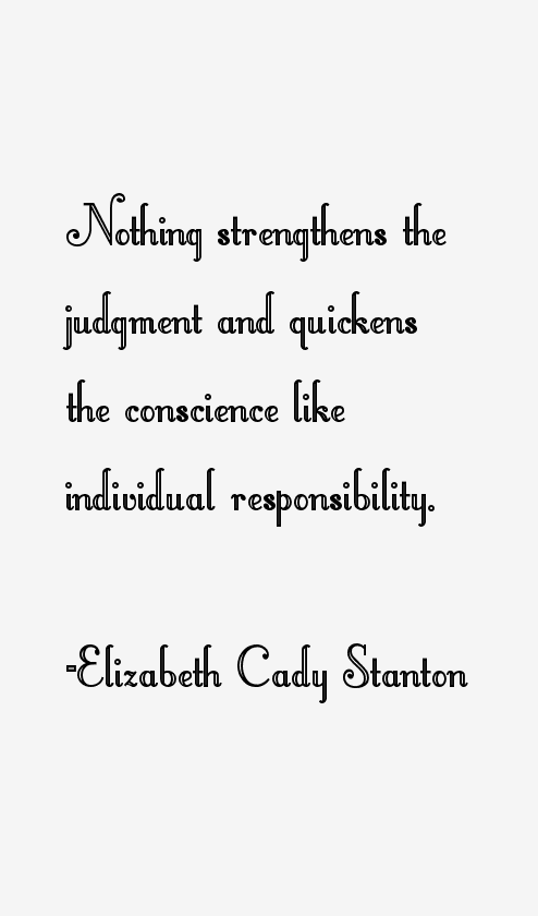 Elizabeth Cady Stanton Quotes & Sayings (Page 2)