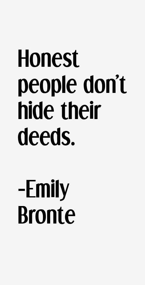 emily bronte quotes sayings
