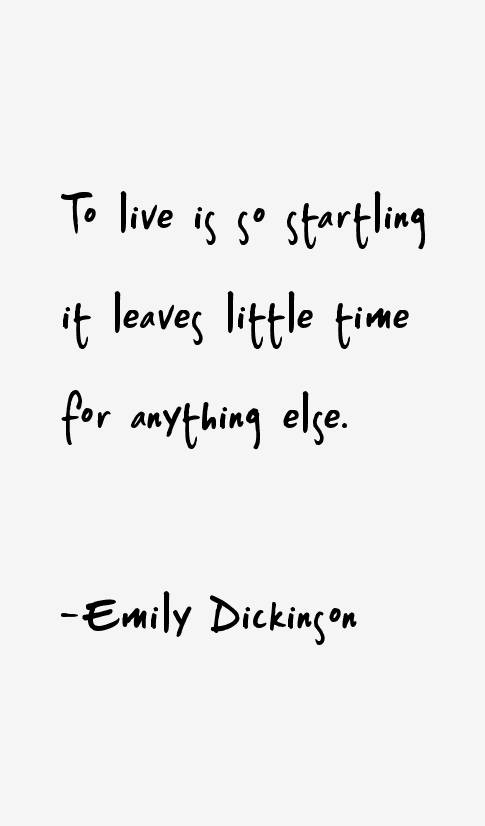 emily dickinson needs no introduction Emily dickinson was born on december 10, 1830, in amherst, massachusetts she attended mount holyoke female seminary in south hadley, but only for one year throughout her life, she seldom left her home and visitors were few.