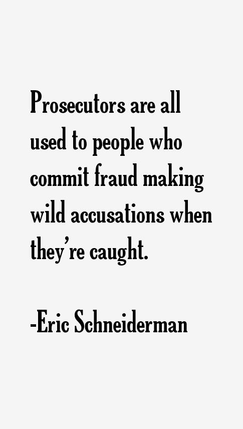 Eric Schneiderman Quotes