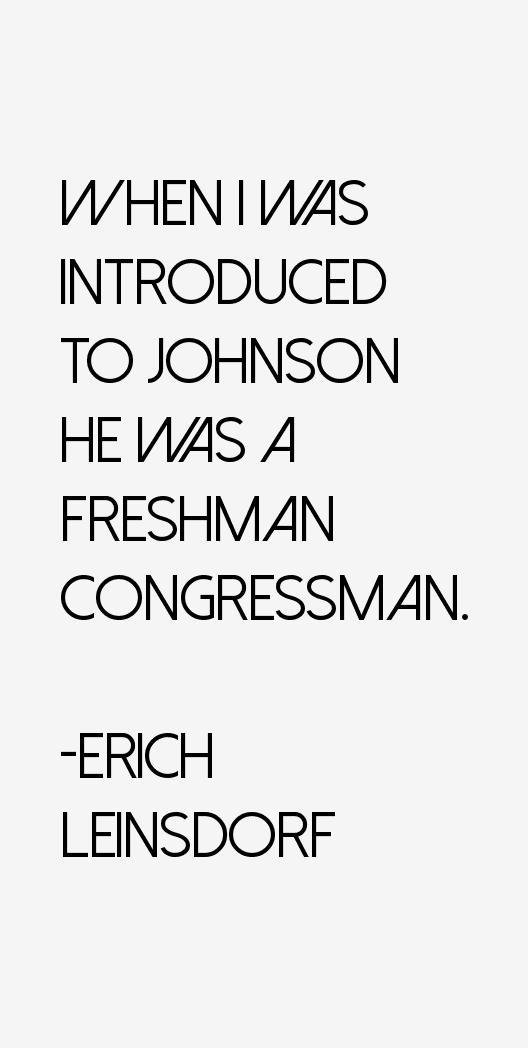 Erich Leinsdorf Quotes